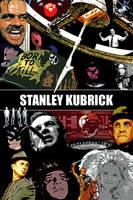 Stanley Kubrick Collage by DrDyson