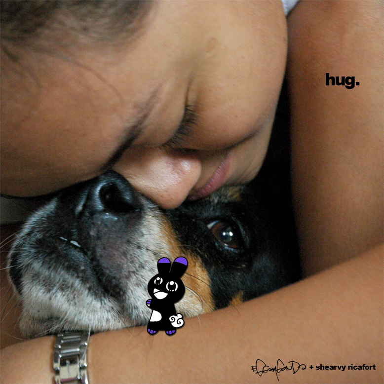 hug by eggay