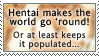 Makes the World go 'Round by 1stClassStamps