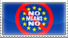 No Means No EU by 1stClassStamps