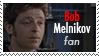 ReGenesis - Bob Melnikov fan by 1stClassStamps