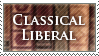Classical Liberal by 1stClassStamps