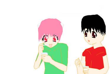 Nana and Zane