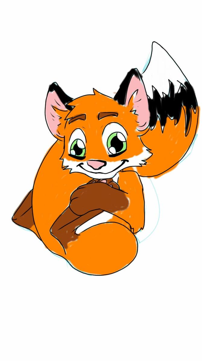 Daily sketch 003: foxy boy by San-sen