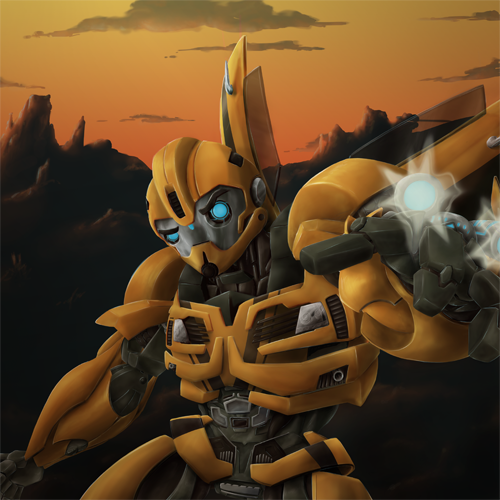 Bumblebee by ChronosAbyss