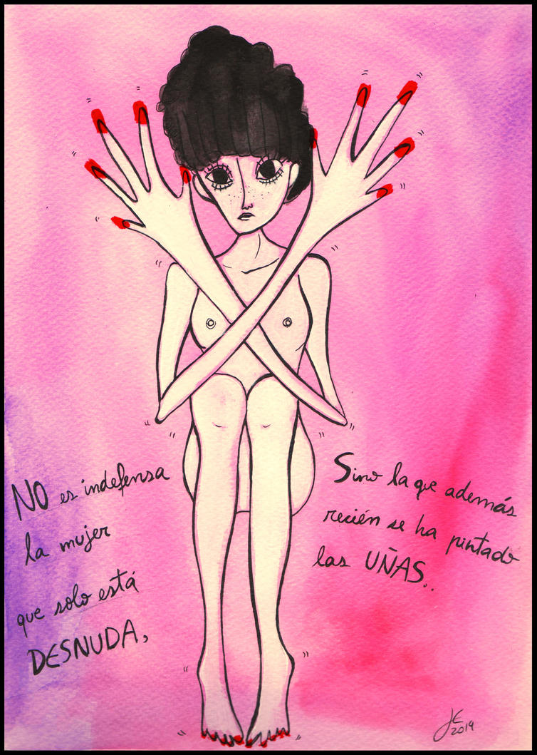 Nails by violetametalico