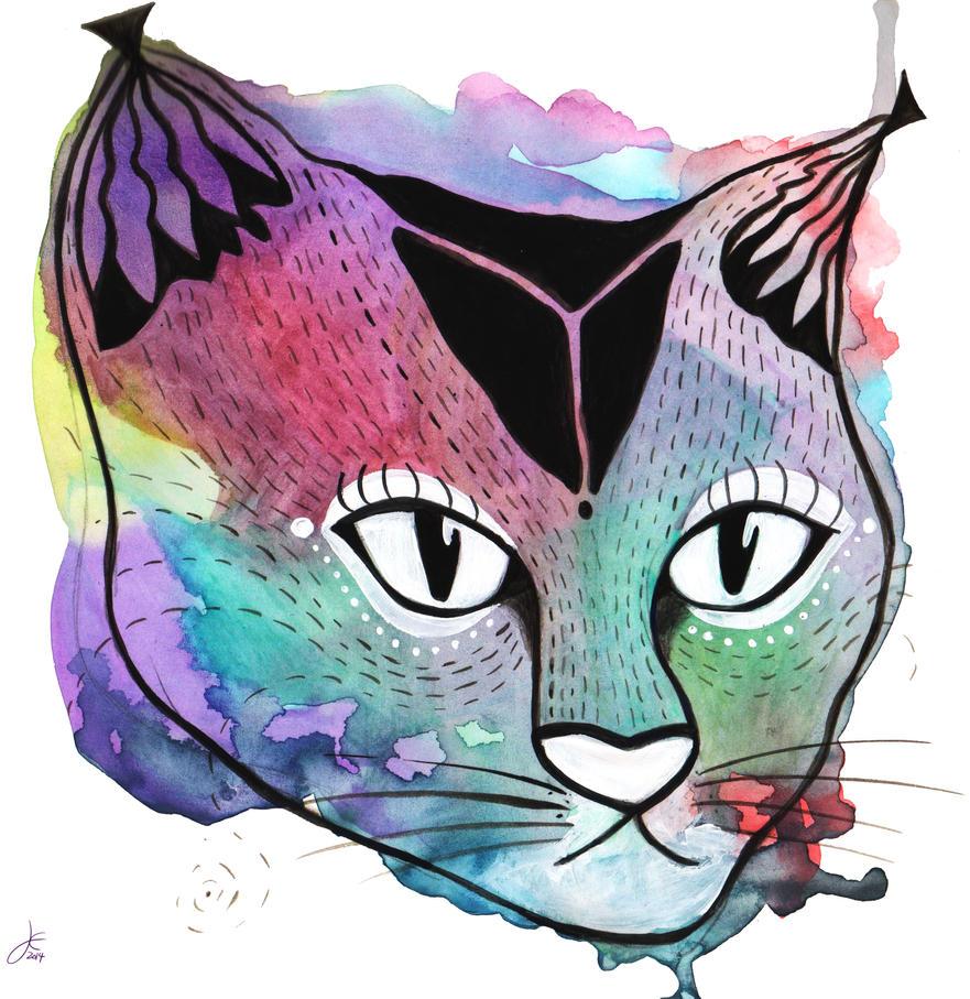Gatiwi by violetametalico