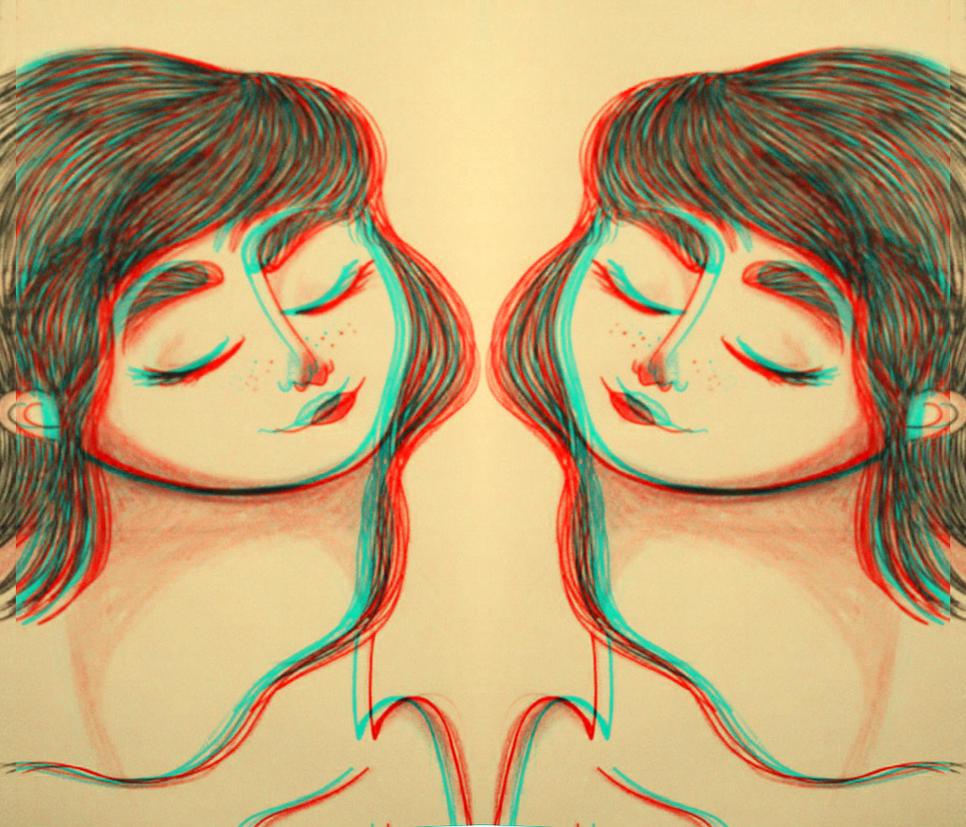 Ojos cerrados by violetametalico