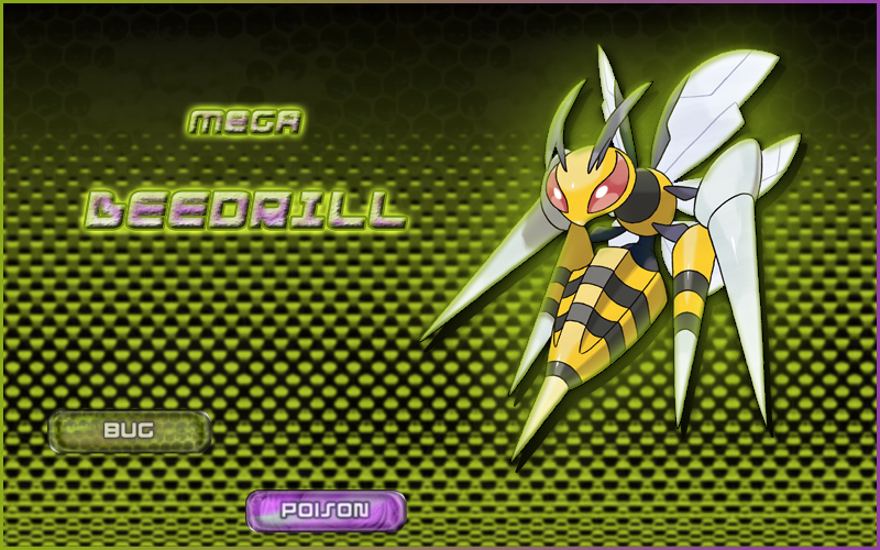 Mega-Beedrill by Maskadra42