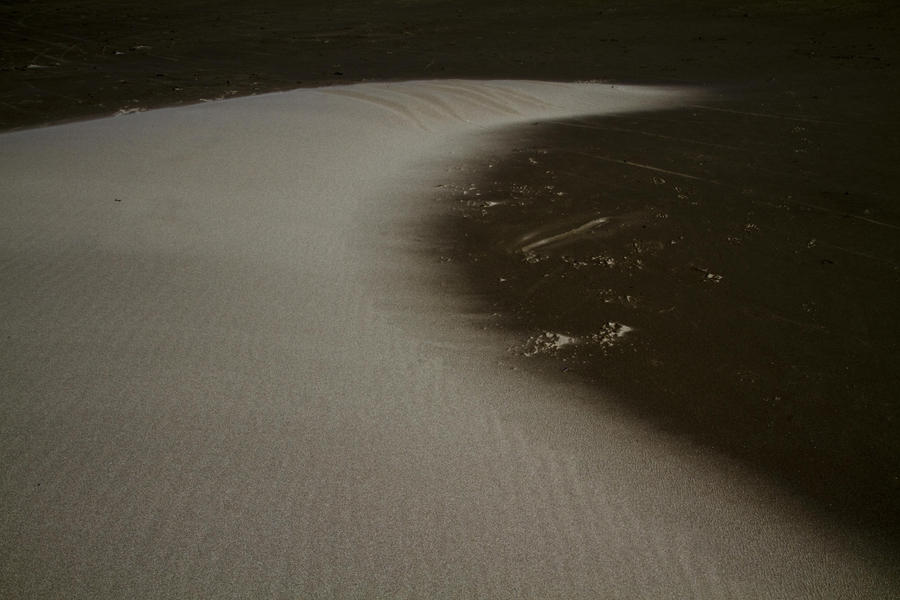 Sand Shapes I by JtheQ