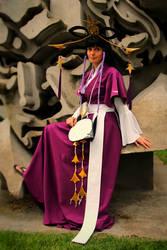 Tsubasa CHRoNiCLE Princess Tomoyo Cosplay by Ran91