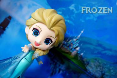 Frozen - Elsa Nendoroid (Good Smile Company) by Ran91