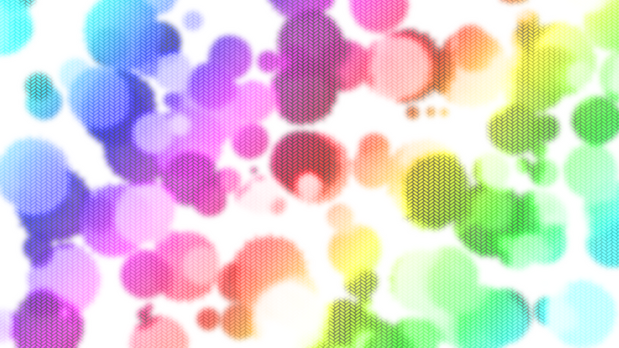 wallpaper white abstract. White Rainbow Bubbles Abstract