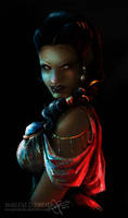 Lilith In The Dark by Marlene-Cooper