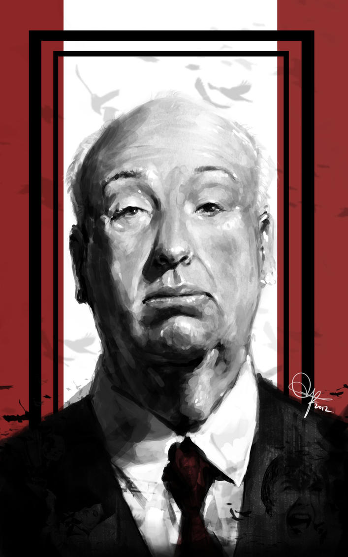 Hitchcock by Marlene-Cooper