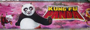 esteo  kung fu panda by esteo