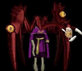 Osmund Saddler Final Form ( Resident Evil )
