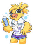 Ettie says: Stay hydrated