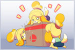 Isabelles want the box