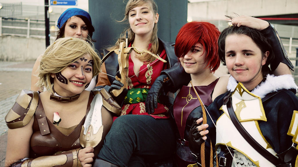Rogues - MCM Expo, Oct '11 by hollysocks