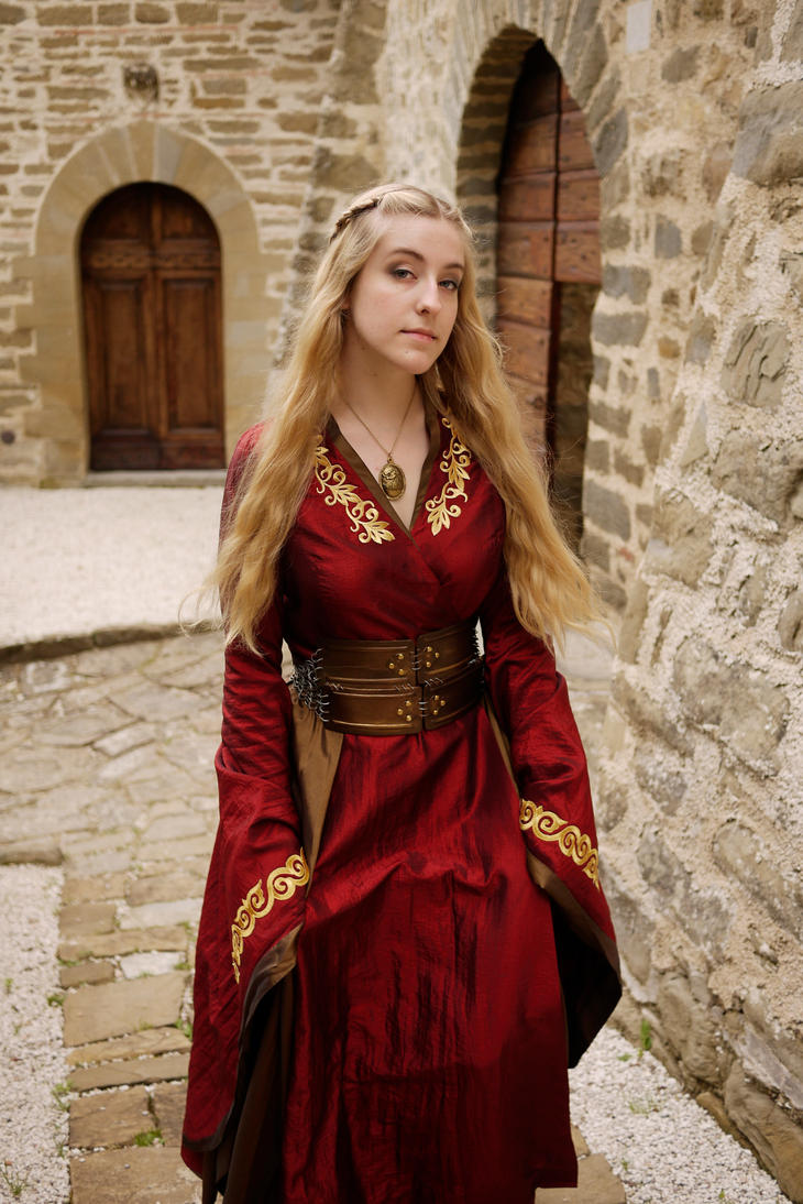 Cersei Lannister, 1 by hollysocks