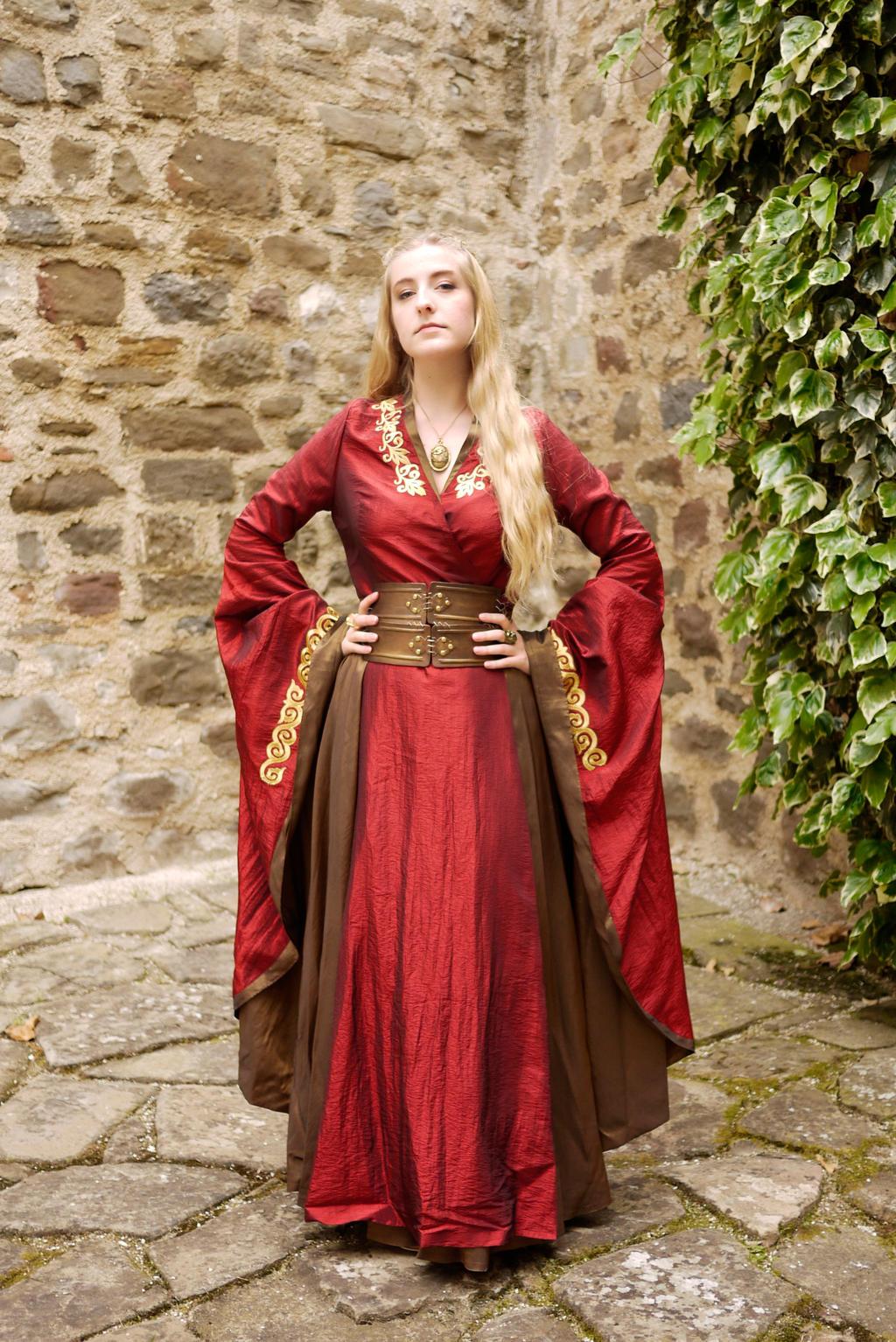 Favori Cersei Lannister, 4 by hollysocks on DeviantArt RW64