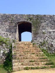 Castle Doorway 2 by EE-Stock