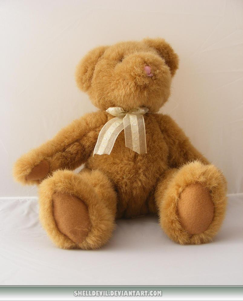 Teddy Bear 1 by shelldevil