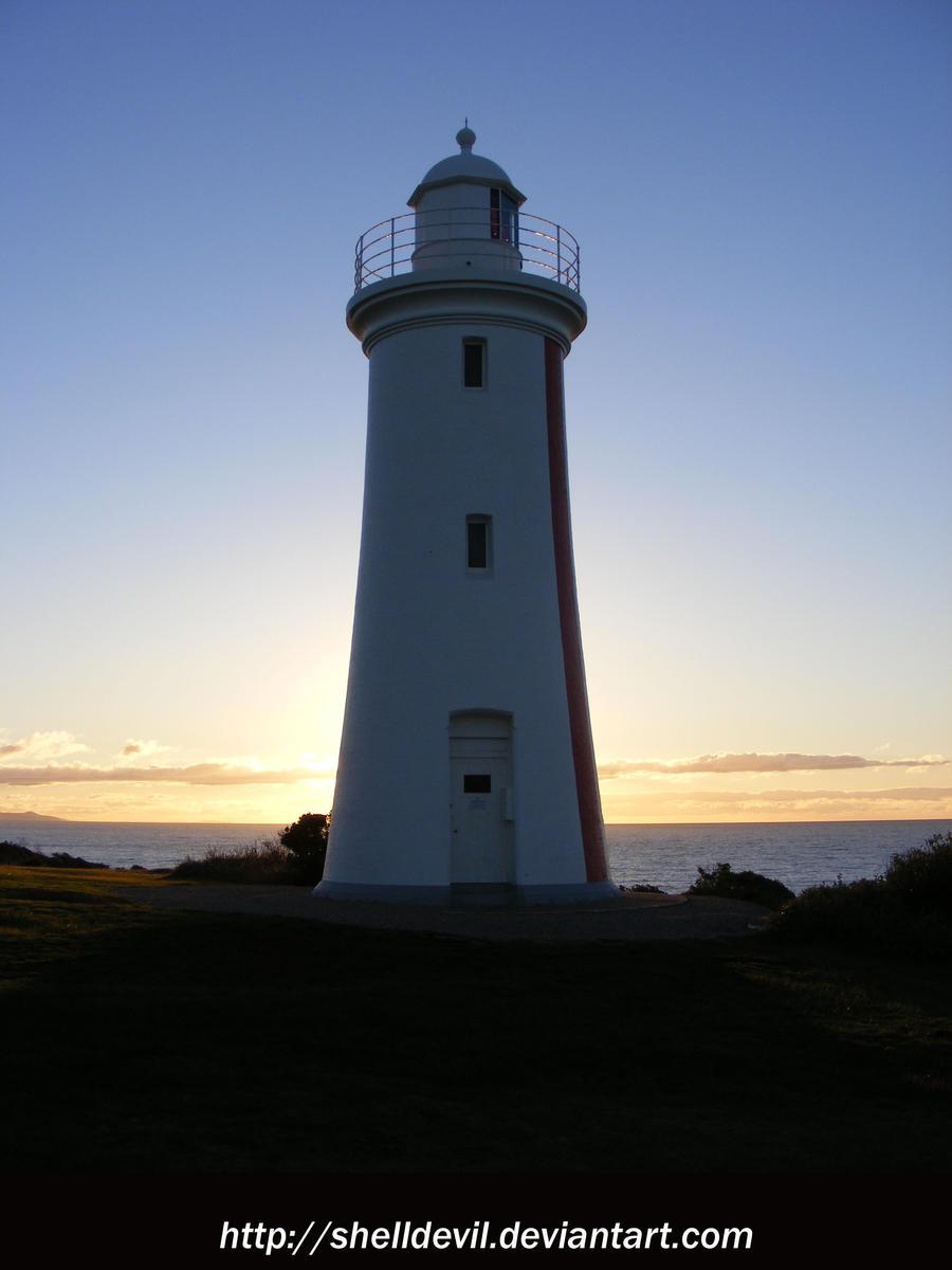 Lighthouse 1 by shelldevil
