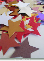 Unrestricted Texture - Stars