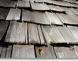 Unrestricted Texture - Wood Shingles