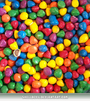 Unrestricted Texture - Candy Texture