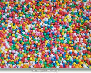 Unrestricted Texture - Sprinkles