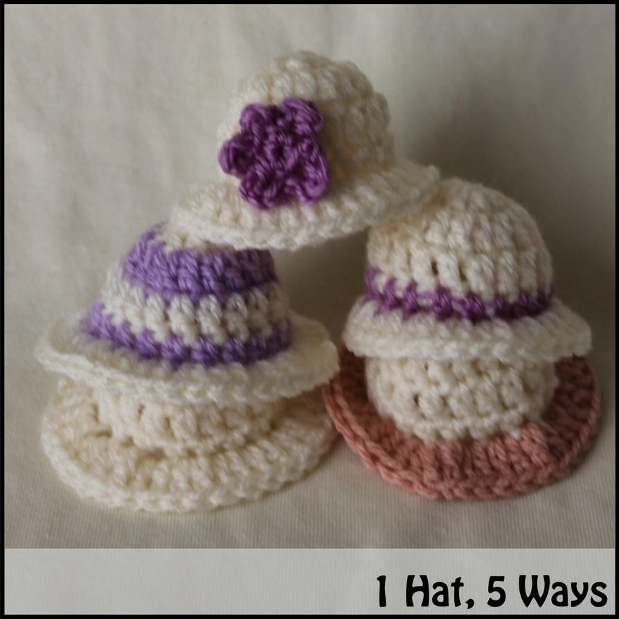 Free Crochet Patterns For Barbie Hats : Mamma That Makes: Barbie Patterns