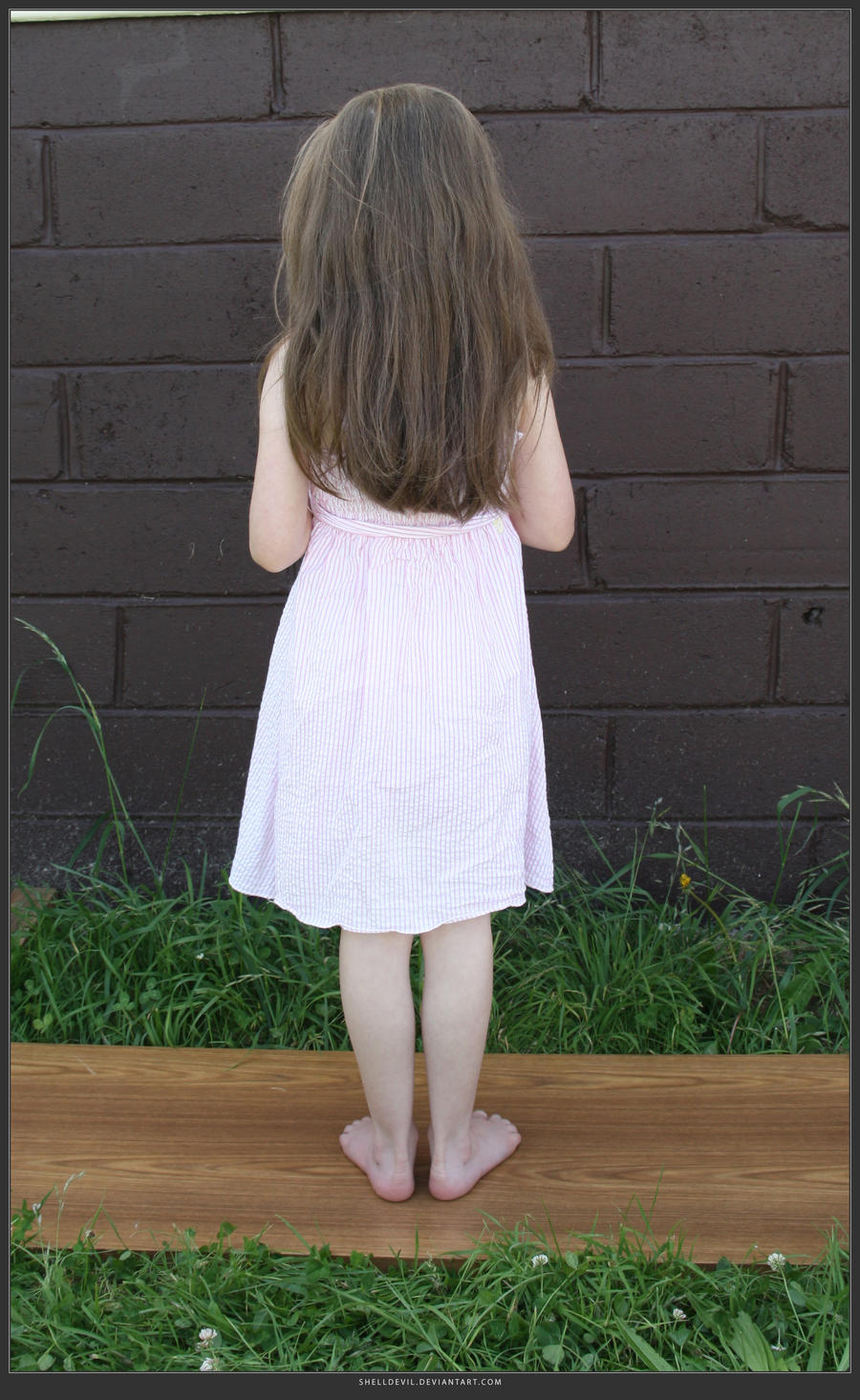 Child Stock - Miss L 206