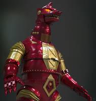 Iron MechaGodzilla