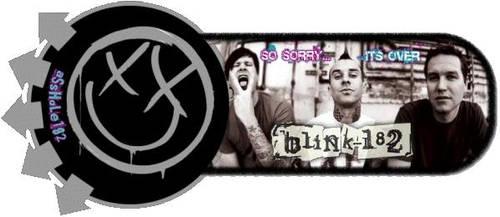 blink-182 signature