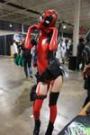 Lady Deadpool @Anime North 2013 04