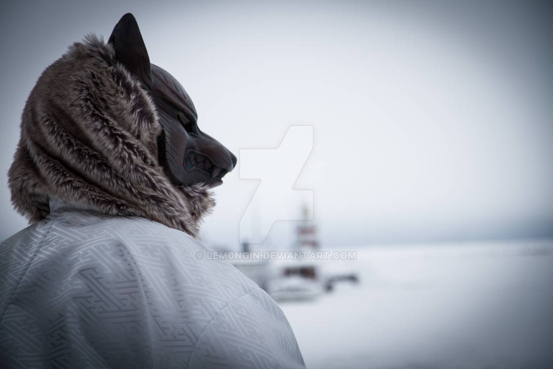 demon in winter