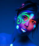 Black Light Tribal