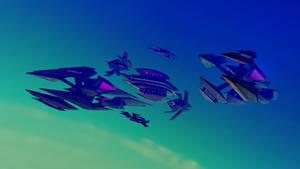 Spaceship 001