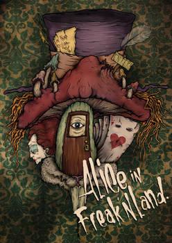 Alice in freak'nland
