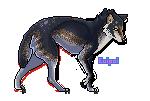 Pixel Poi by SpiritEuipoi