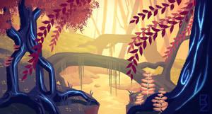 NIVA - Forest Mood 2 by Rendemel