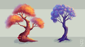 NIVA - Swingtree and Cloudtree