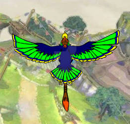 Loftwing Linkah Bird's eye view