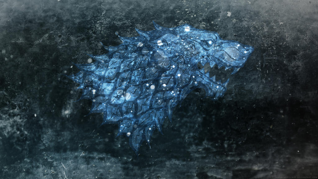 Game of Thrones Wallpaper - House Stark 1 by ...