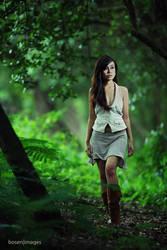 jungle walk by bosen