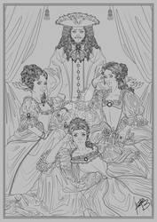 The mistresses of Louis XIV