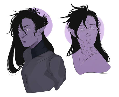 Luther doodles